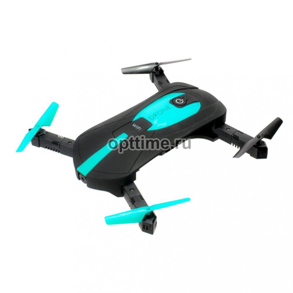 Квадрокоптер JY018 с камерой (селфи-дрон) оптом - 1
