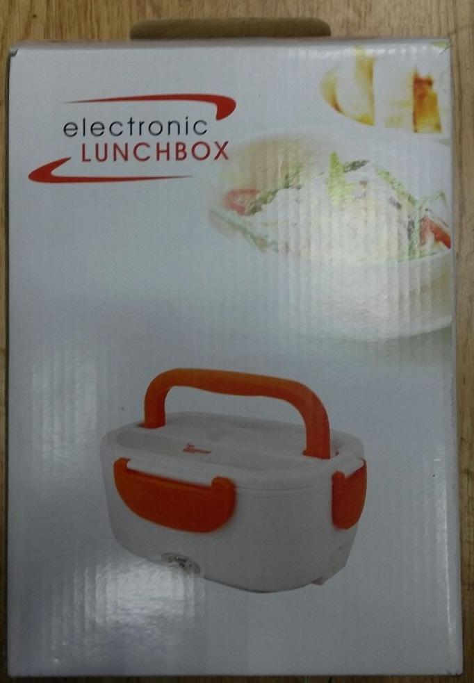 Электрический ланч бокс с подогревом Electonic LunchBox оптом - 2