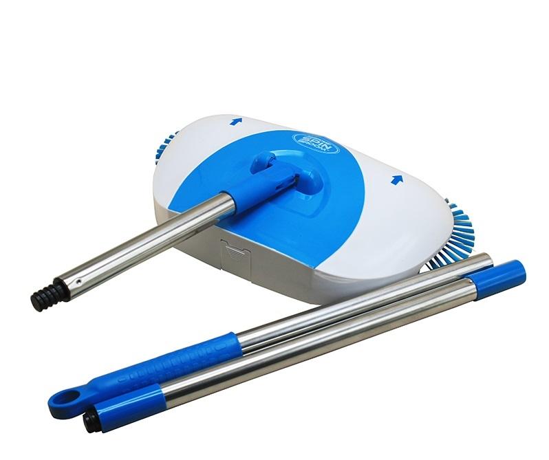 Механический веник Spin Broom оптом - 1