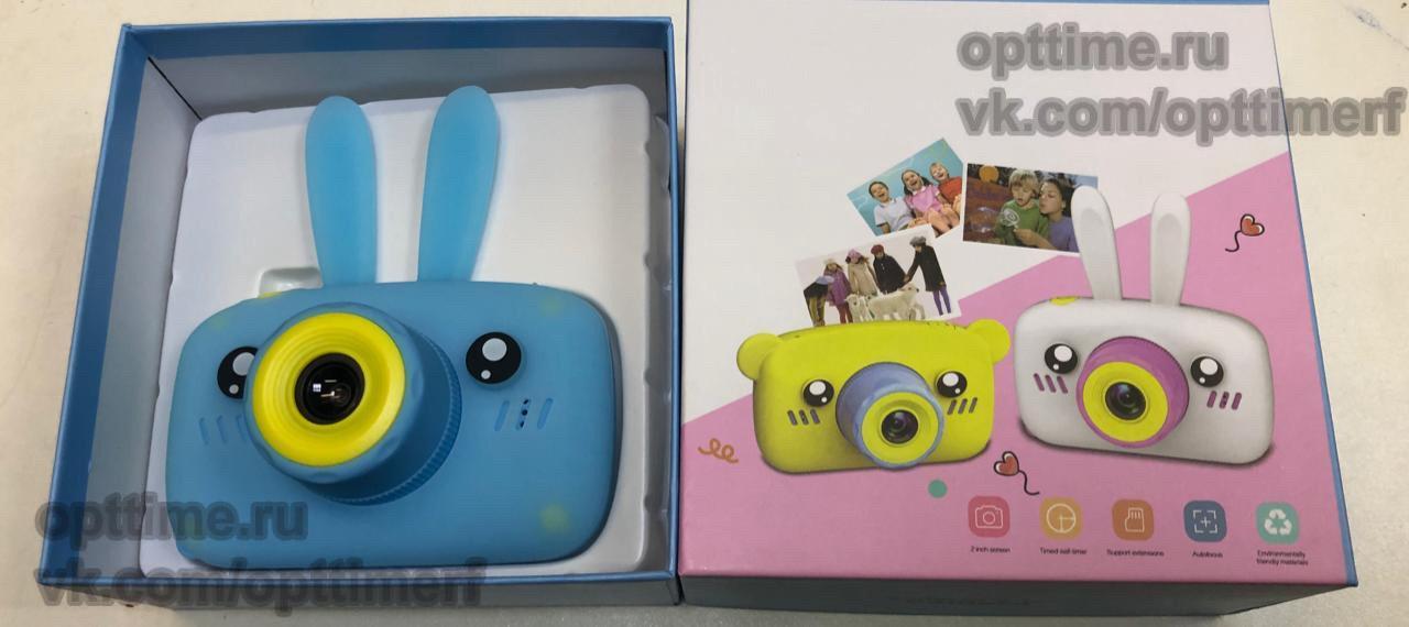 Фотоаппарат детский Fun Camera оптом - 2