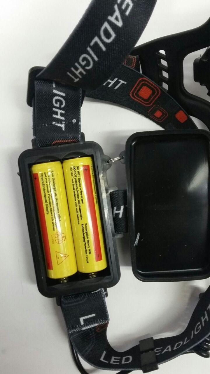 Налобный фонарь High Power Headlamp оптом - 4
