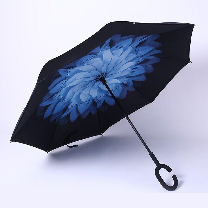 Зонт-наоборот оптом - 1
