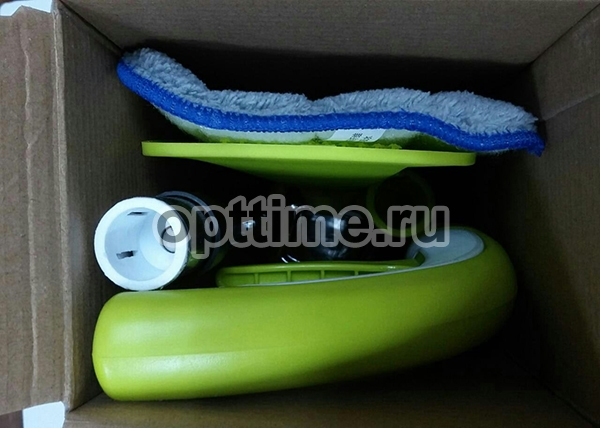 Швабра Microfiber water spray mop only one оптом - 3
