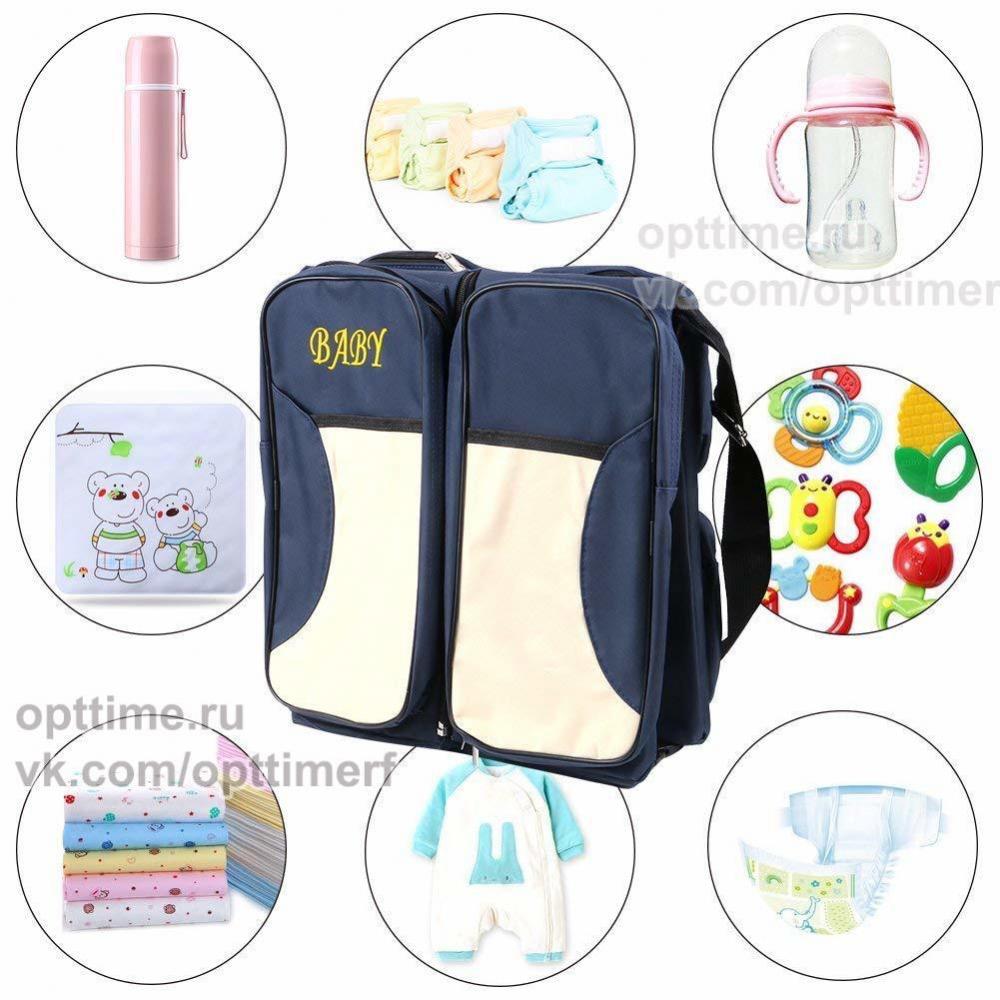 Рюкзак и кровать-переноска для малыша оптом - 2
