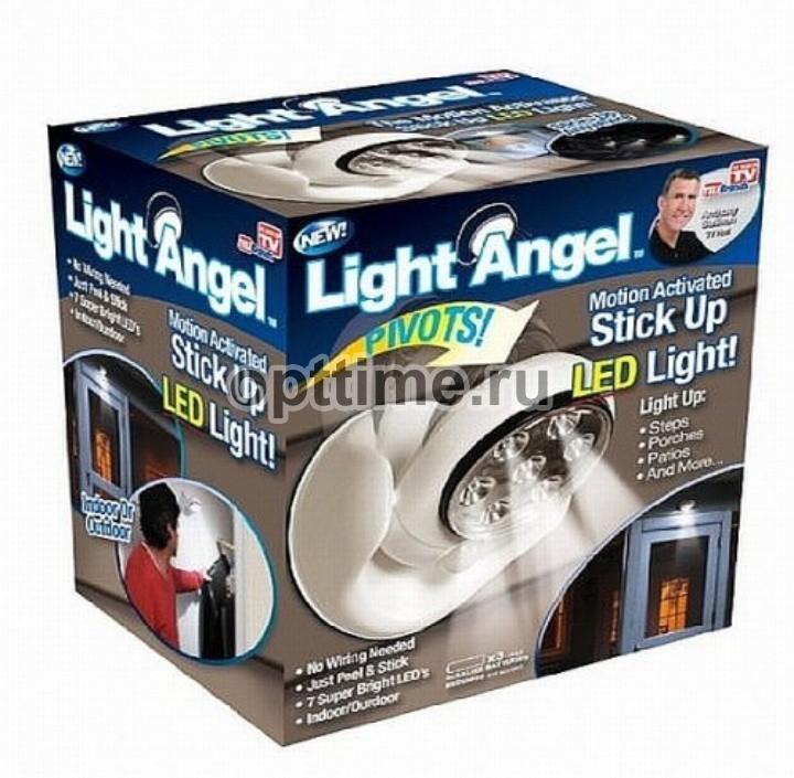 Беспроводной светодиодный светильник с датчиком движения Light Angel оптом - 1