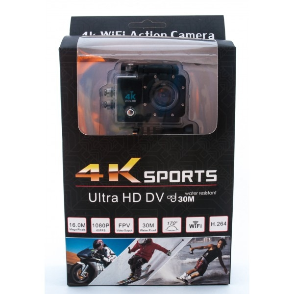 Экшн камера Sports HD DV 4K Ultra HD оптом - 1