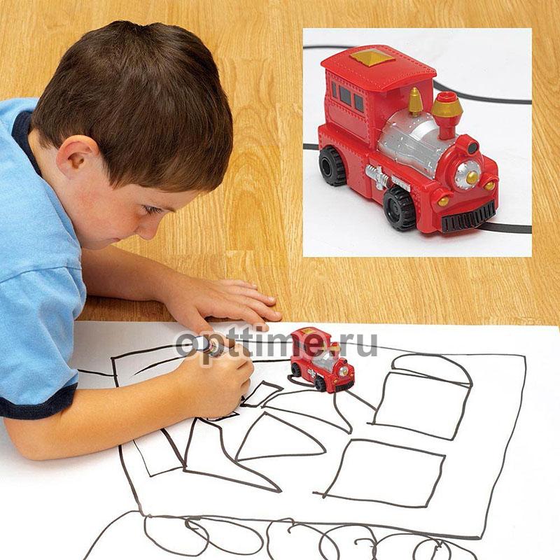 Inductive Truck - Индукционная машинка оптом - 4