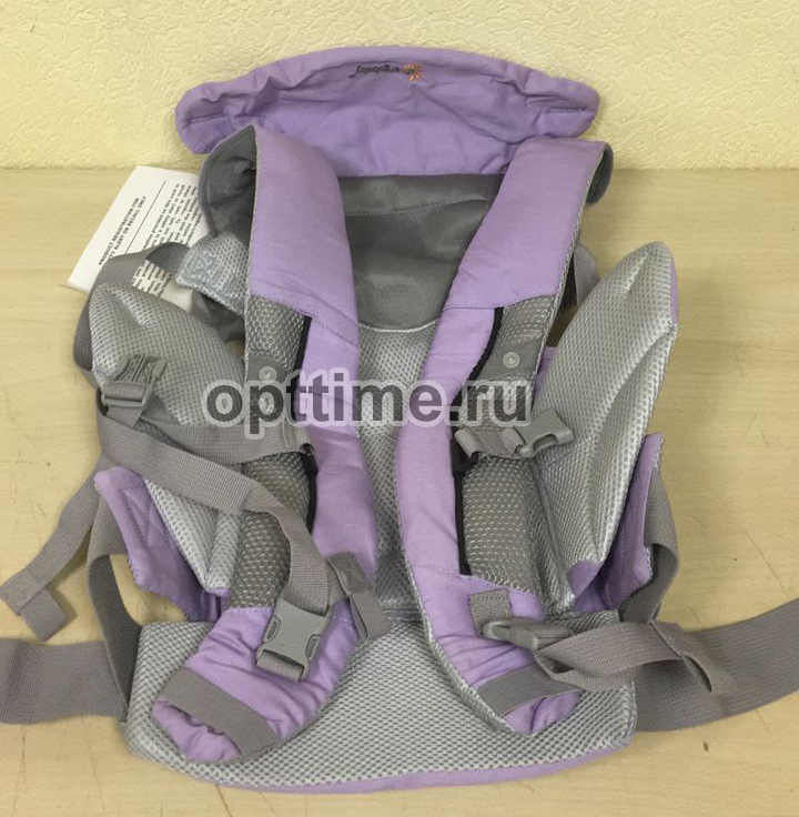 Эрго рюкзак Ergobaby 360 Cool Air baby carrier оптом - 4