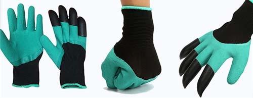 Садовые перчатки Garden Genie Gloves оптом - 2