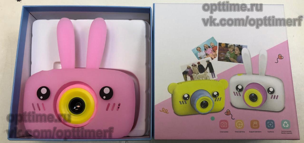 Фотоаппарат детский Fun Camera оптом - 1