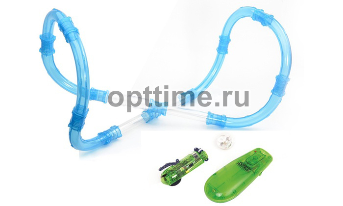 Трубопроводные гонки Chariots Speed Pipes - 27 деталей оптом - 4