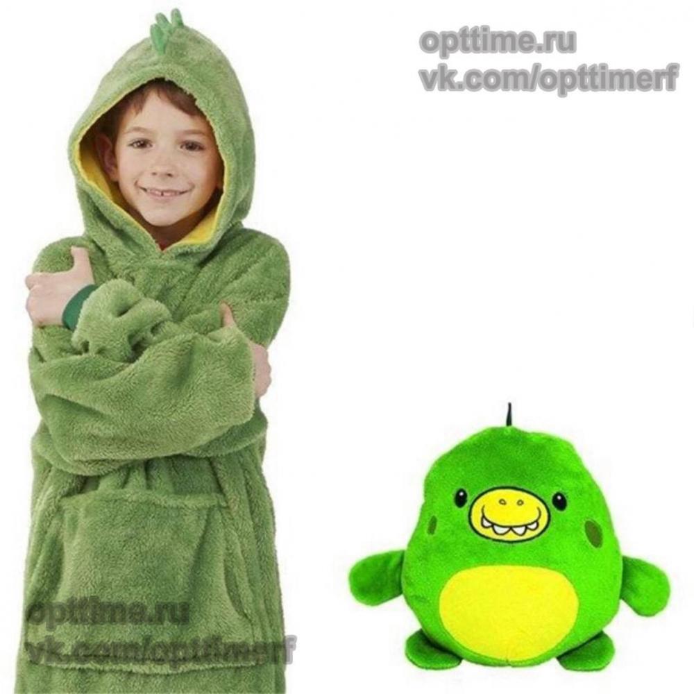 Детская толстовка - игрушка Huggle Pets оптом - 1