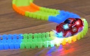 Игровой набор Magic Tracks 220 деталей оптом - 3