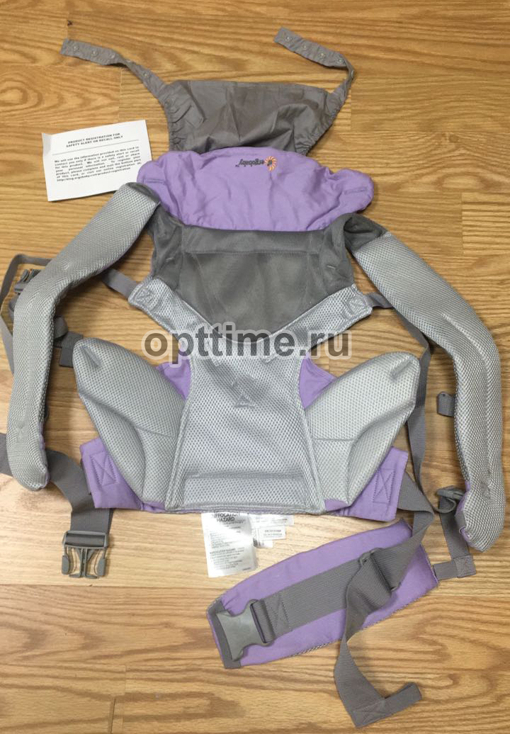 Эрго рюкзак Ergobaby 360 Cool Air baby carrier оптом - 5