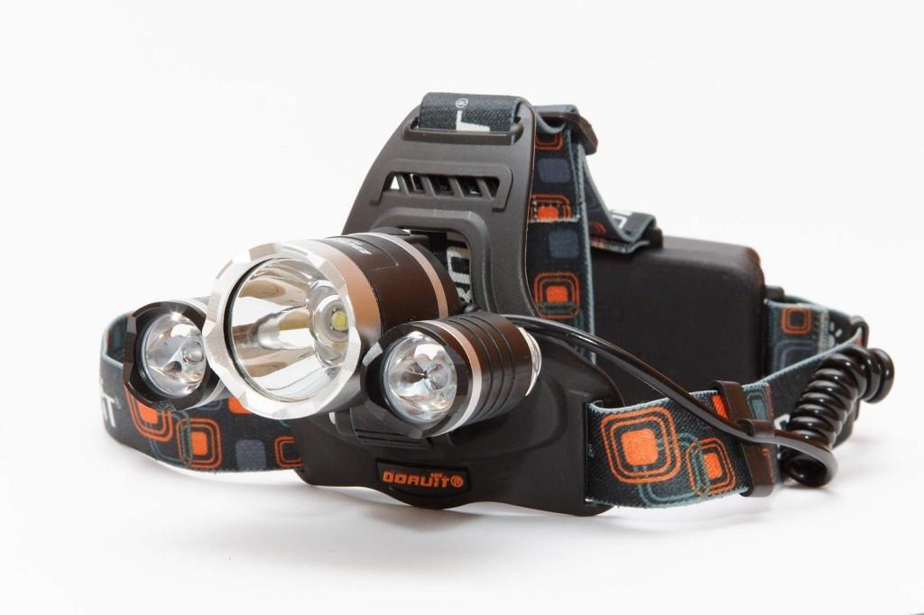 Налобный фонарь High Power Headlamp оптом - 1