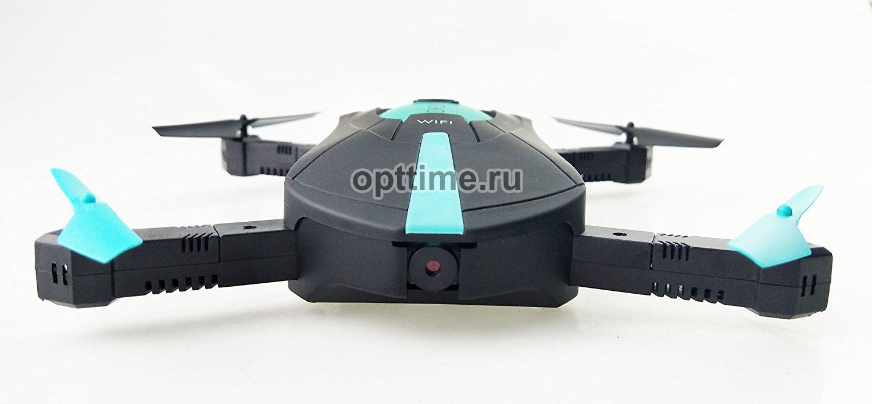 Квадрокоптер JY018 с камерой (селфи-дрон) оптом - 3