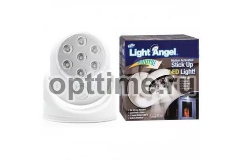 Беспроводной светодиодный светильник с датчиком движения Light Angel оптом - 2