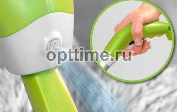 Швабра Microfiber water spray mop only one оптом - 4