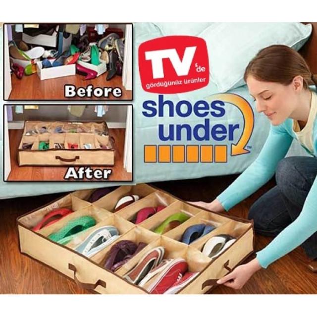 Органайзер для обуви Shoes Under оптом - 2