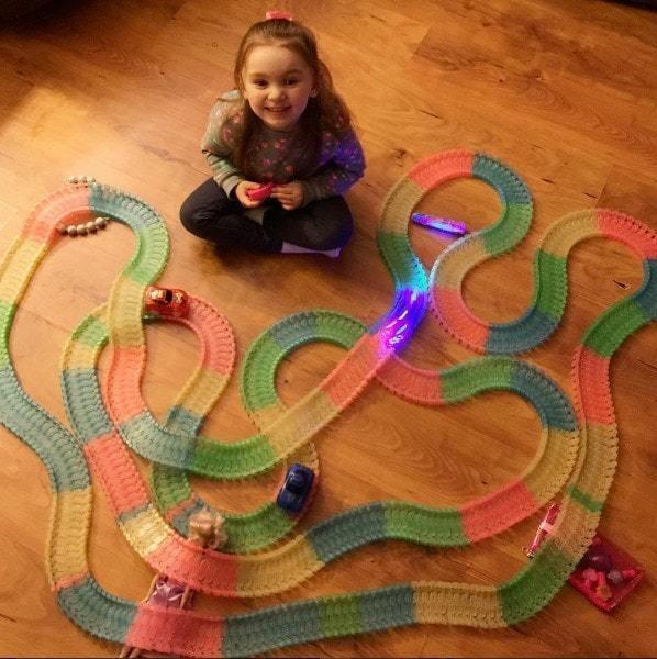 Игровой набор Magic Tracks 366 деталей оптом - 2
