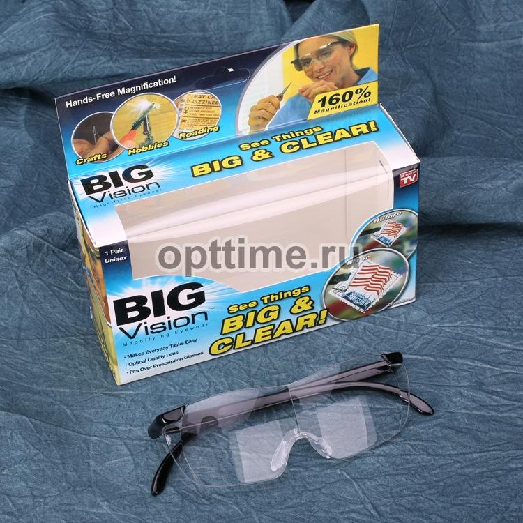 Увеличительные очки Big Vision оптом - 1