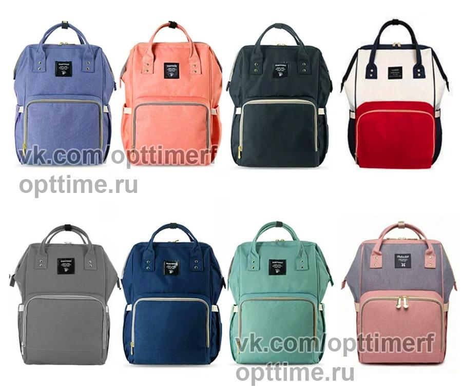 Рюкзак для мам с USB оптом - 1