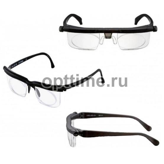 Очки с регулировкой линз DIAL VISION оптом - 3
