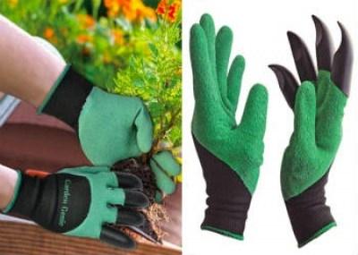 Садовые перчатки Garden Genie Gloves оптом - 3