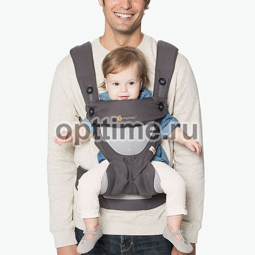 Эрго рюкзак Ergobaby 360 Cool Air baby carrier оптом - 1