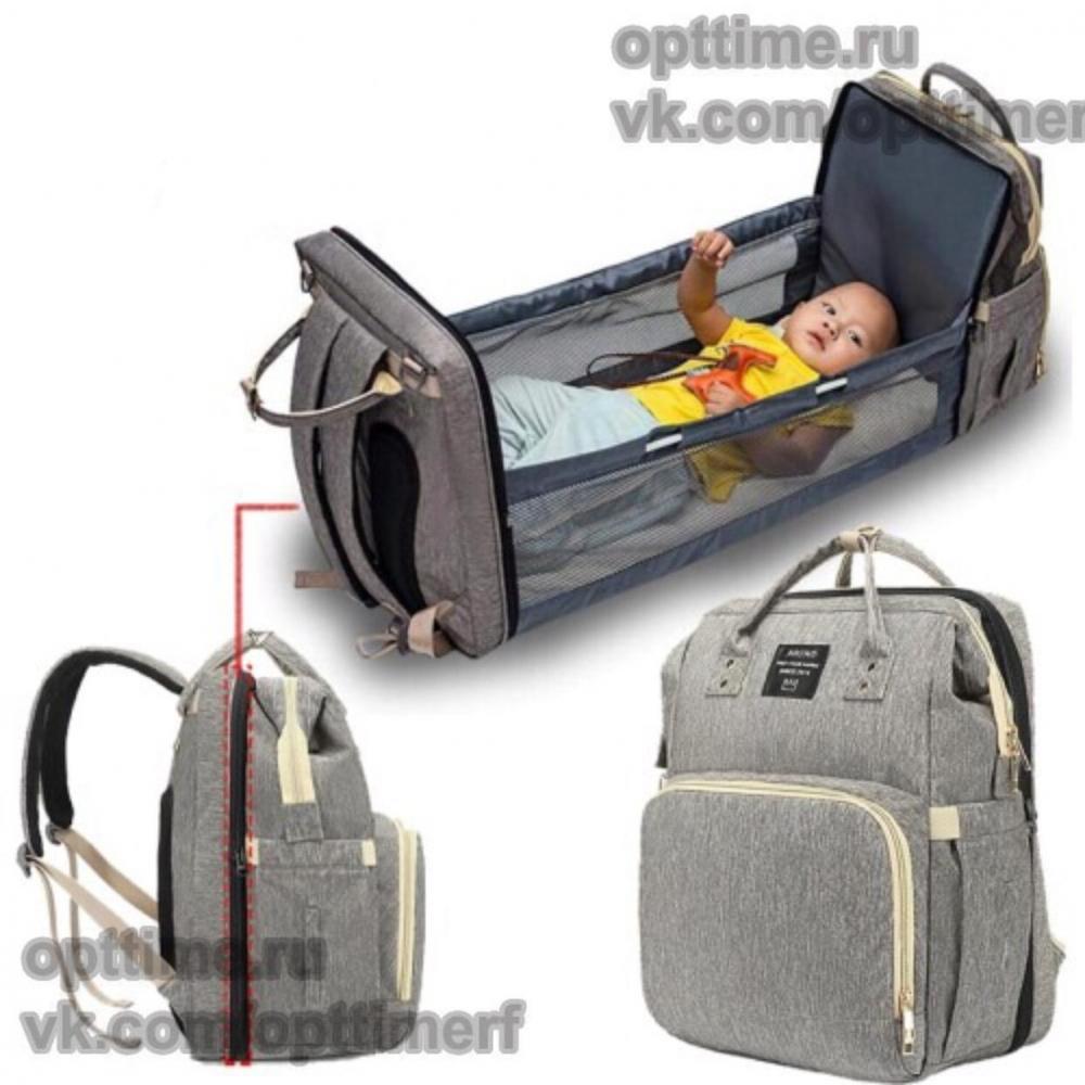 Рюкзаки для мам 2 в 1 Оптом! - 2