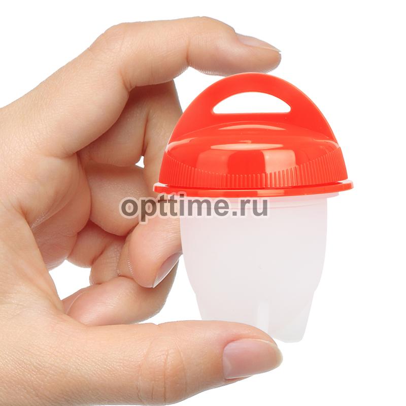 Силиконовые формы для варки яиц Silicone Egg Boil оптом - 1