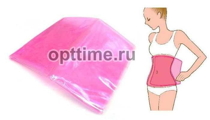 Плёнка-сауна для талии Shape Up Belt оптом - 1