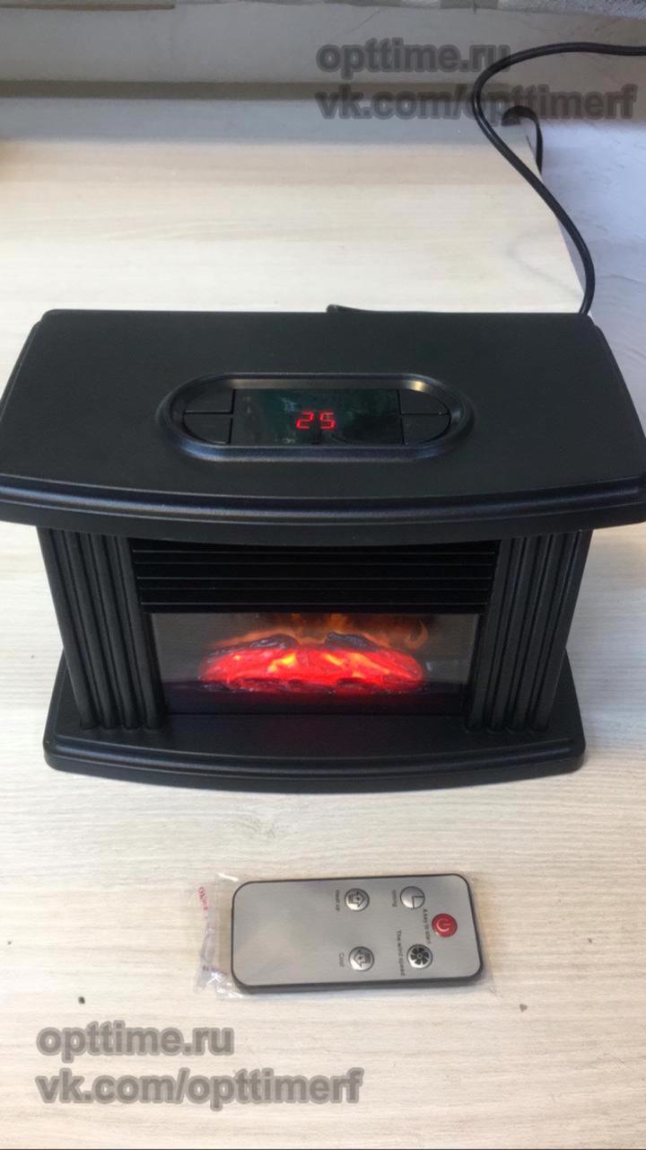 Обогреватель камин Flame Heater оптом - 1