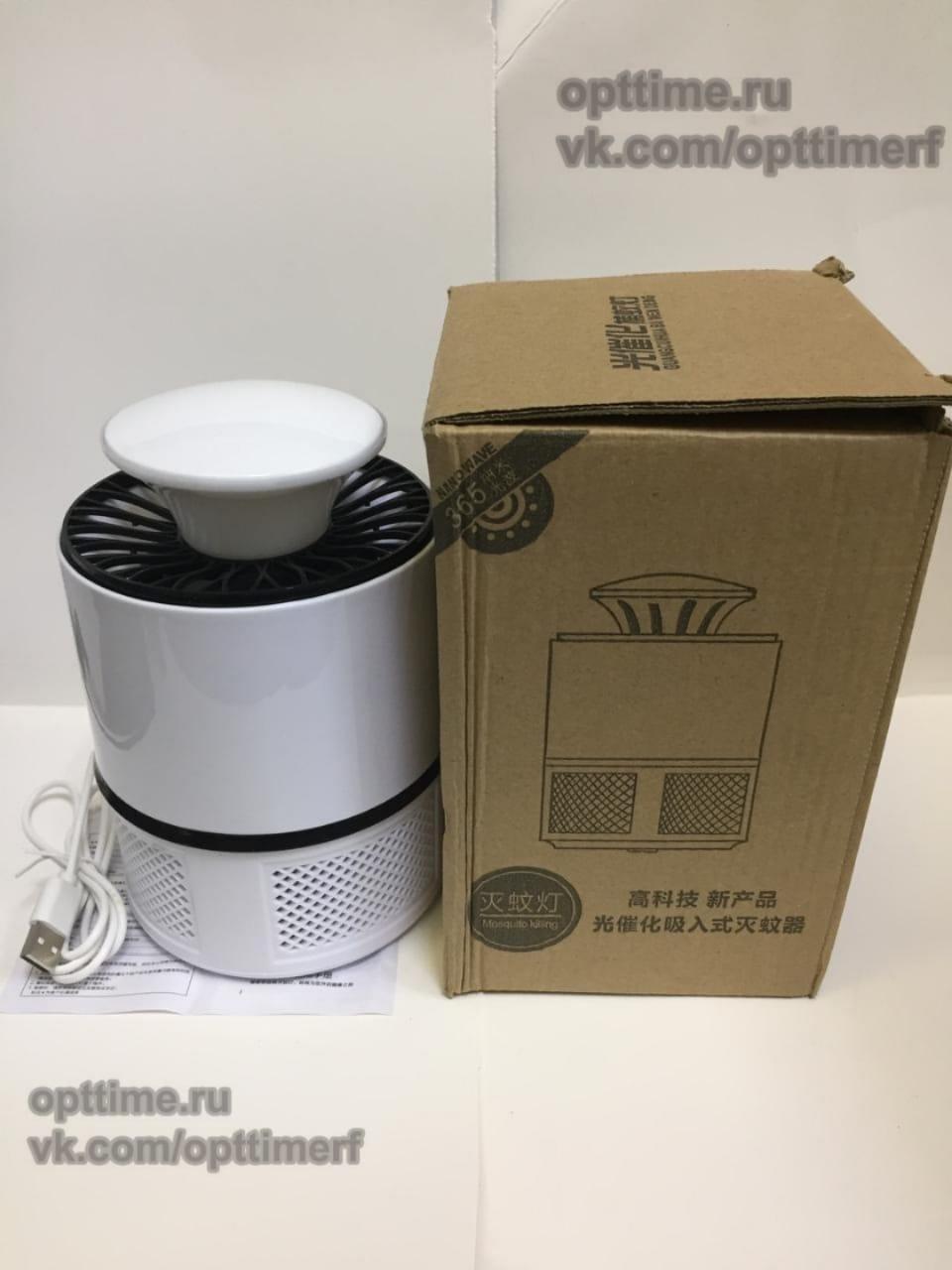 Электрическая лампа от комаров оптом - 1