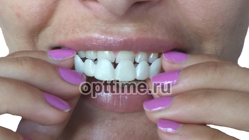 Виниры для зубов Perfect Smile Veneer оптом - 1