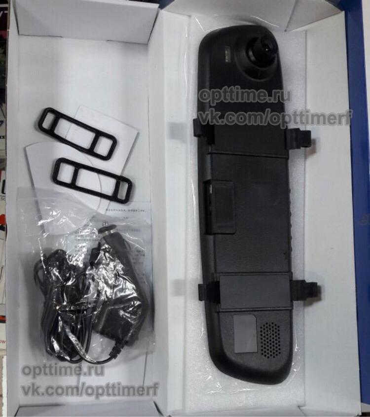 Видеорегистратор mirror dvr full hd 1080p оптом - 3