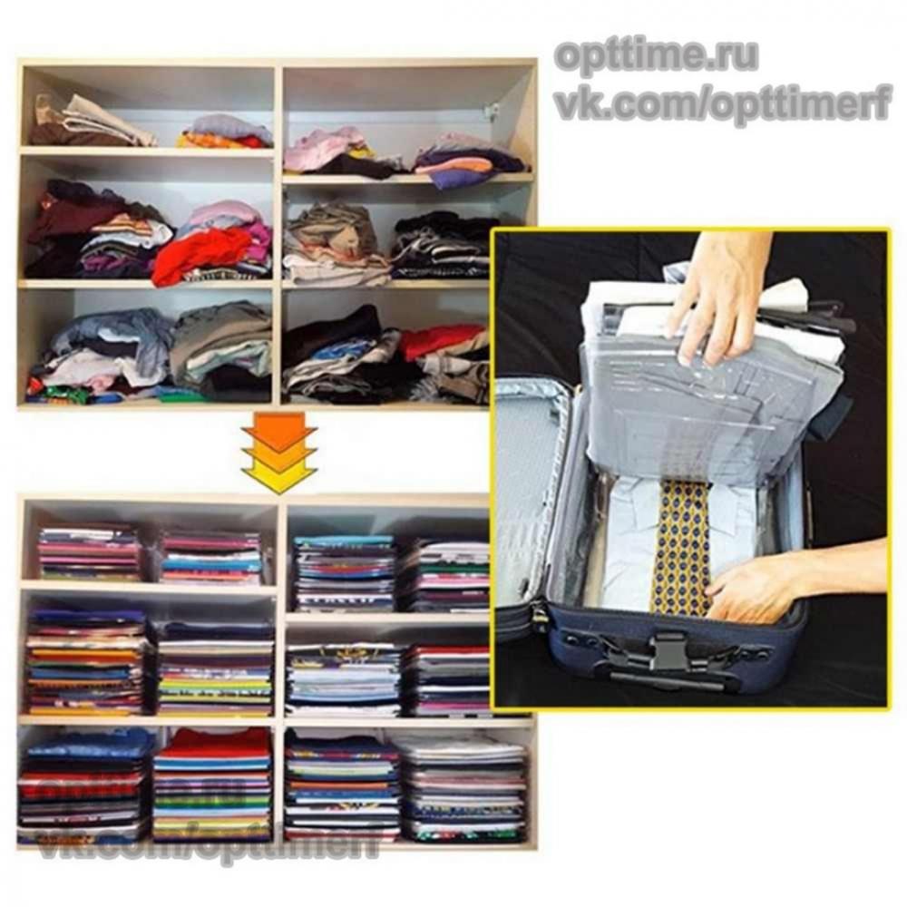 Система хранения одежды T-Shirt Organizing System оптом - 3