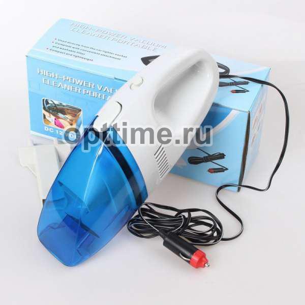 Автомобильный пылесос High Power Vacuum Cleaner DC12VOLT оптом - 5