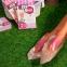 SOSU (1 пара) носочки для педикюра оптом - 2