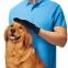 Перчатка для вычесывания шерсти домашних животных Five Finger Deshedding Glove оптом - 1