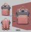 Рюкзак для мам с USB оптом - 3