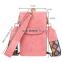 Женский клатч вертикальный на толстом цветном ремне Baellerry оптом - 1