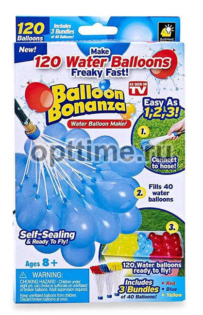 Водяные шары Balloon Bonanza оптом - 17748